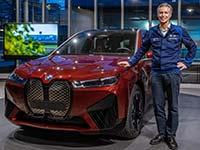 BMW Werk Dingolfing: Mit Zuversicht ins Jahr 2021.