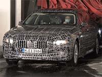 Video: BMW 7er Erlkönig deutet weitere Details der kommenden 7er-Generation (G70) an