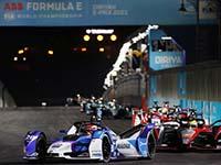 BMW i Andretti Motorsport zum Saisonauftakt der Formel E in Diriyah ohne Punkte.