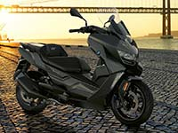 BMW Motorrad präsentiert die neuen BMW C 400 X und C 400 GT.
