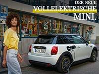 """Kampagne """"Big Love"""" begleitet Modellupdate bei MINI und die Einführung von MINI Sharing."""