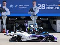 Track Facts und Schlüsselfaktoren: BMW i Andretti Motorsport vor dem Rome E-Prix.
