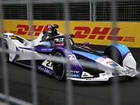 Bestes Saisonergebnis: Maximilian Günther fährt beim Rome E-Prix auf den fünften Platz.