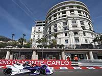 Maximilian Günther fährt als bester deutscher Fahrer in Monaco auf den fünften Platz.