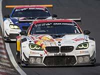 BMW Teams absolvieren auf der Nordschleife die Generalprobe für die 24h Nürburgring 2021.