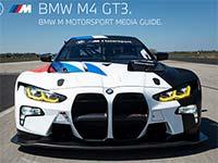 BMW M Motorsport präsentiert BMW M4 GT3 am Nürburgring: Erstes Testrennen steht unmittelbar bevor.