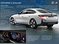 Der erste BMW i4 - Highlights.
