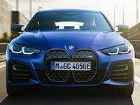 Der erste BMW i4 - Fahrdynamik. BMW typische Sportlichkeit, einzigartige Gesamtfahrzeugharmonie.