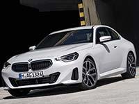 Das neue BMW 2er Coupé (G42)