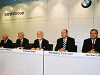 Vor 20 Jahren: BMW Group wählt Leipzig als neuen Werksstandort
