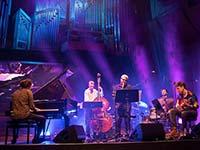 Peter Gall Quintet gewinnt BMW Welt Jazz Award 2020.