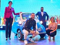 One Young World Summit zu Gast in der BMW Welt