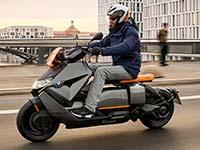 Der neue BMW CE 04.