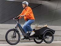Neue BMW Mikromobilitäts-Konzepte zur IAA: Lastenfahrrad und E-Scooter