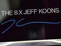 JEFF KOONS X BMW. Der Künstler gestaltet eine Edition des BMW 8er Gran Coupé.