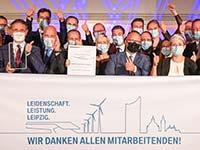 BMW Group Werk Leipzig mit Ludwig-Erhard-Preis in Gold ausgezeichnet