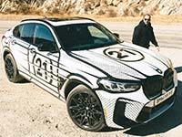 Unverwechselbare Handarbeit: Joshua Vides erschafft einzigartigen BMW X4 M Competition.