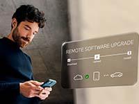 Neues Remote Software Upgrade für rund 2 Millionen BMW-Fahrzeuge weltweit.