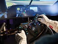"""Fusion: Motorsport meets SIM Racing"": Dokumentation über die Entwicklung des BMW M4 GT3 Lenkrads."