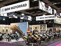 BMW Motorrad feiert Weltpremieren auf der Milipol 2021 vom 19. bis 22. Oktober in Paris.