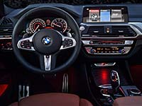 der neue bmw x3 g01 interieur und ausstattungen. Black Bedroom Furniture Sets. Home Design Ideas