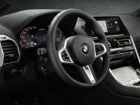 Das neue BMW 8er Coupé: Innenraum und Ausstattung. Luxuriöses Ambiente in besonders sportlicher Ausprägung