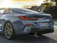 Das neue BMW 8er Coupé - Galerie