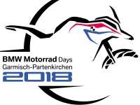 Die 18. BMW Motorrad Days in Garmisch-Partenkirchen vom 6. - 8. Juli 2018.