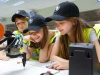 Tech4Kids - Technik begeistert Schüler