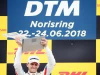 Wittmann feiert für BMW Heimsieg auf dem Norisring - Ich bin das Rennen meines Lebens gefahren.