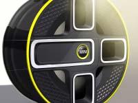 Elektrisierende Designdetails. MINI zeigt erste Designskizzen des vollelektrischen Serienmodells.