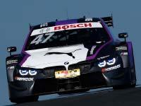 Die DTM zu Gast in Zandvoort: Vier BMW Fahrer sammeln im Samstagsrennen Punkte an der Nordsee.
