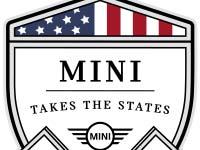 MINI TAKES THE STATES 2018: MINI Fans in Ost und West starten zur Fahrspaß-Rallye durch die USA.