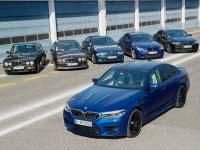 Die BMW M5 Story.