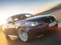 BMW M5-Story: Formel-1-Technologie für die vierte Auflage des BMW M5.