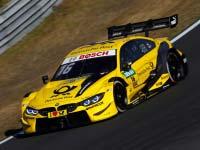 BMW M Motorsport startet in Brands Hatch in die zweite Hälfte der DTM-Saison 2018.