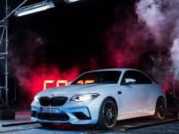 Auf Rekordjagd mit dem BMW M2 Competition.
