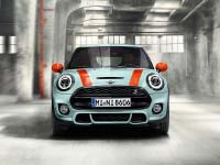 Le-Mans-Feeling inklusive: Der MINI Cooper S in der Delaney Edition.