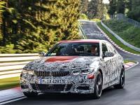 Die neue BMW 3er Limousine: Härtetest in der Grünen Hölle.