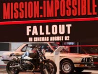 Mission: Impossible - Fallout in der BMW Welt.
