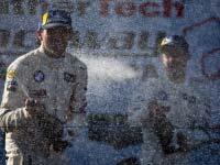 BMW M8 GTE feiert in Laguna Seca zweiten Sieg in Folge - Sims und De Phillippi triumphieren erneut.