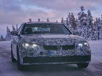 Die neue BMW 3er Limousine in der finalen Phase ihres Erprobungsprozesses.