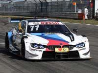 BMW M Motorsport startet in der Steiermark in den Endspurt der DTM-Saison 2018.