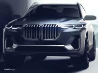 BMW X7: Fahrzeugkonzept und Design. Luxus in einer neuen Dimension.