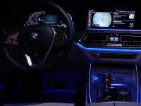 BMW X7: Innenraum und Ausstattung. Mehr Raum für ein exklusives Ambiente.