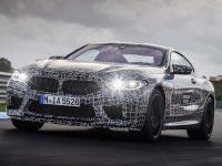 Der neue BMW M8 auf dem Weg zur Serienreife.