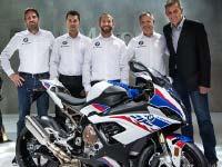 BMW Motorrad Motorsport tritt in der WorldSBK künftig gemeinsam mit Shaun Muir Racing an.
