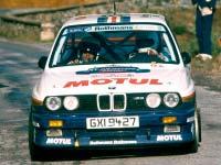 Der E30 M3 Rally Auto: Der beste Sound aller Zeiten?