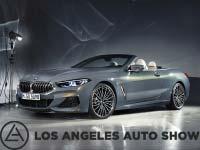 BMW auf der Los Angeles Auto Show 2018.