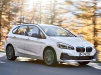 BMW Group Absatz legt im Oktober zu